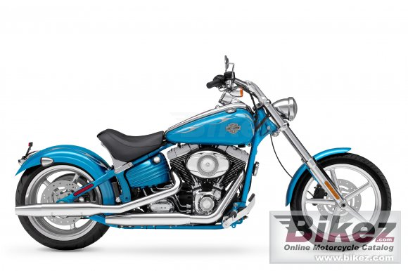 2011 Harley-Davidson FXCWC Softail Rocker C photo