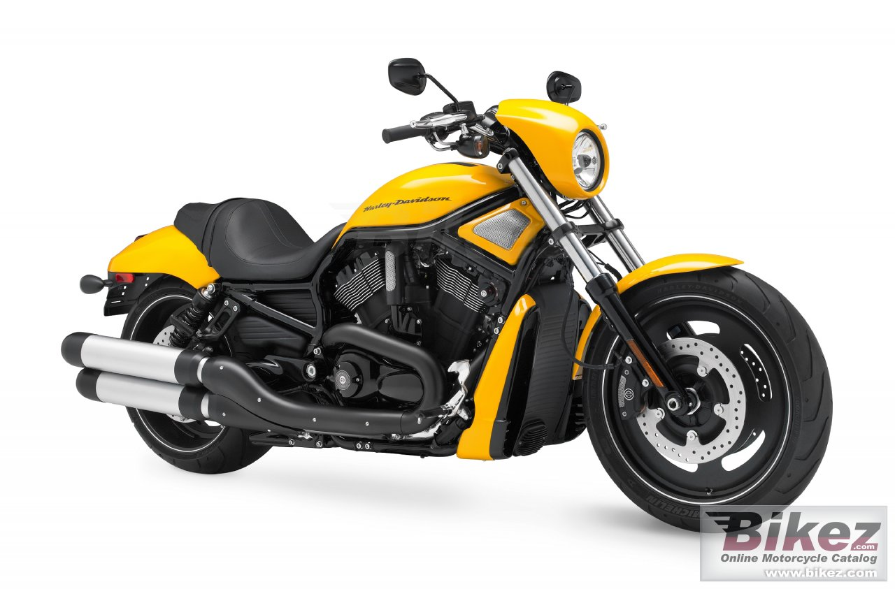 Big Harley-Davidson vrscdx night rod special picture and wallpaper from Bikez.com