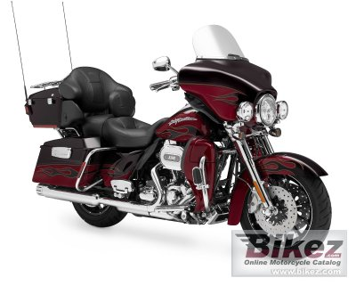 2011 Harley-Davidson FLHTCUSE6 CVO Ultra Classic Electra Glide photo