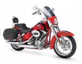 2011 Harley-Davidson FLSTSE CVO Softail Convertible photo