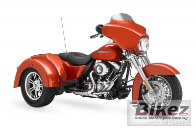 Harley-Davidson FLHXXX Street Glide Trike specifications and pictures