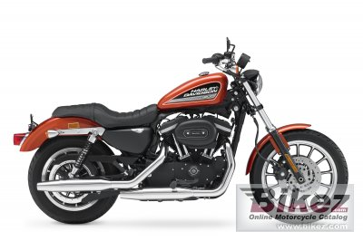 2011 Harley-Davidson XL 883R Sportster 883R photo