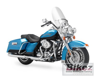 2011 Harley-Davidson FLHR Road King