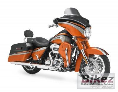 2011 Harley-Davidson FLHXSE2 CVO Street Glide specifications