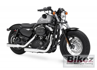 2011 Harley-Davidson XL 1200X Forty-Eight