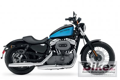 2012 Harley-Davidson XL1200N Nightster photo
