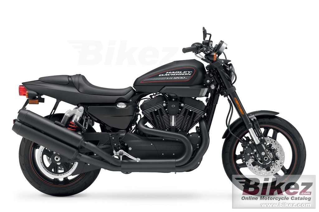 Big Harley-Davidson xr1200x picture and wallpaper from Bikez.com