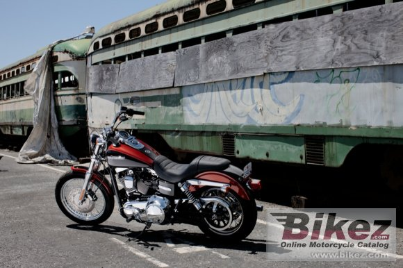 2012 Harley-Davidson FXDC Dyna Super Glide Custom photo