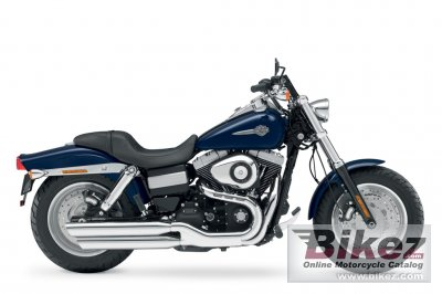 2012 Harley-Davidson FXDF Dyna Fat Bob photo