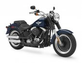 2012 Harley-Davidson FLSTFB Softail Fat Boy Lo photo