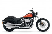 2012 Harley-Davidson FXS Softail Blackline photo