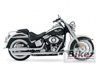 2012 Harley-Davidson FLSTN Softail Deluxe photo