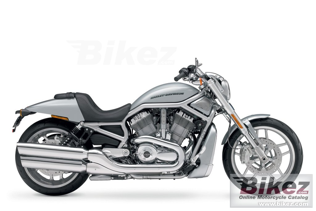 Big Harley-Davidson vrscdx v-rod 10th anniversary picture and wallpaper from Bikez.com
