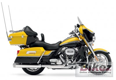 2012 Harley-Davidson FLHTCUSE7 CVO Ultra Classic Electra Glide photo