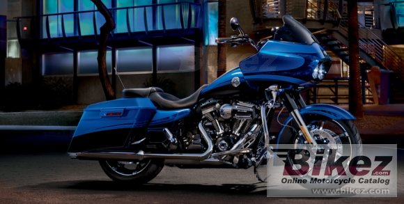 2012 Harley-Davidson FLTRXSE CVO Road Glide Custom photo