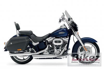 2012 Harley-Davidson FLSTSE3 CVO Softail Convertible photo