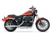 2012 Harley-Davidson XL883R Sportster 883 R Roadster photo