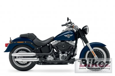 2012 Harley-Davidson FLSTFB Fat Boy Special photo