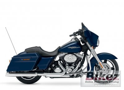 2012 Harley-Davidson FLHX Street Glide specifications and pictures