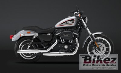 2013 Harley-Davidson Sportster 883 Roadster photo
