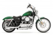 2013 Harley-Davidson Sportster Seventy-Two photo