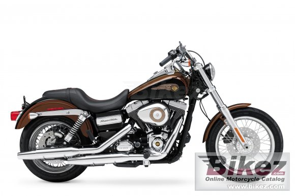 2013 Harley-Davidson Dyna Super Glide Custom photo