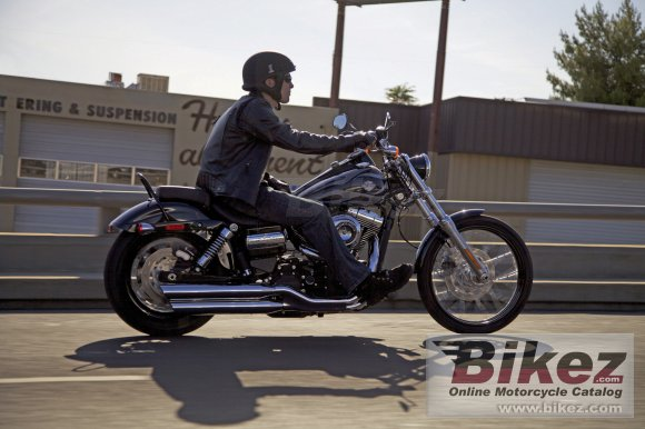 2013 Harley-Davidson Dyna Wide Glide photo