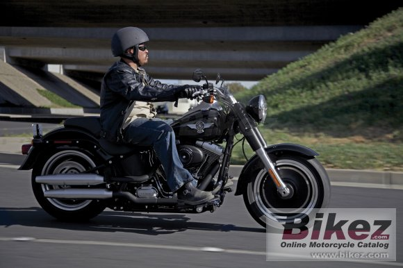 2013 Harley-Davidson Softail Fat Boy Lo photo