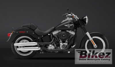 2013 Harley-Davidson Softail Fat Boy Special photo