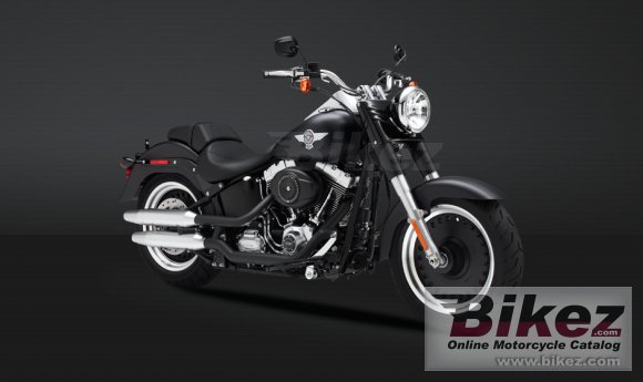 2013 Harley-Davidson Softail Fat Boy Special