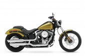 2013 Harley-Davidson Softail Blackline photo