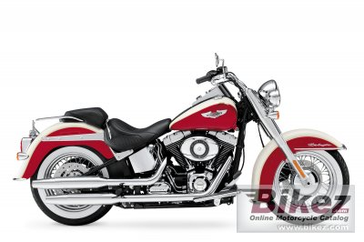 2013 Harley-Davidson Softail Deluxe photo
