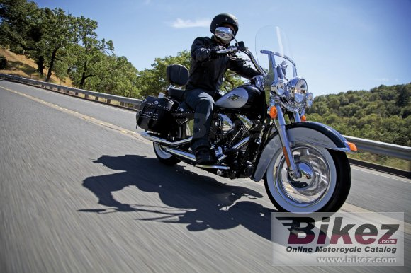 2013 Harley-Davidson Heritage Softail Classic photo