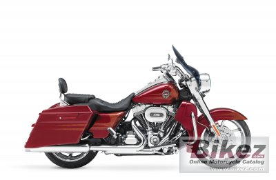 2013 Harley-Davidson CVO Road King photo