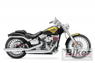 2013 Harley-Davidson CVO Breakout photo