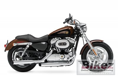2013 Harley-Davidson 1200 Custom 110th Anniversary photo