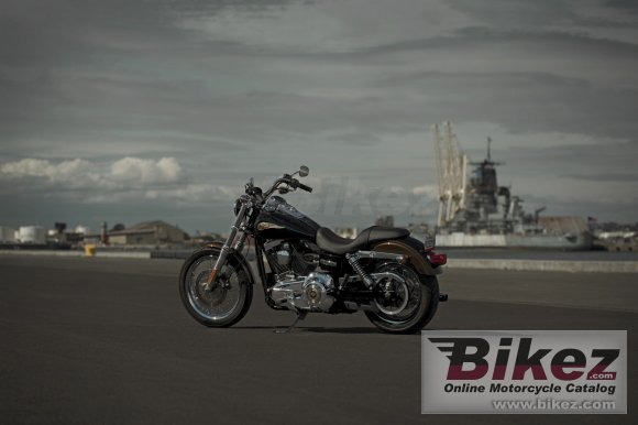 2013 Harley-Davidson Super Glide Custom 110th Anniversary photo
