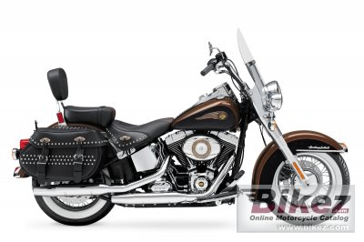 2013 Harley-Davidson Heritage Softail Classic 110th Anniversary photo