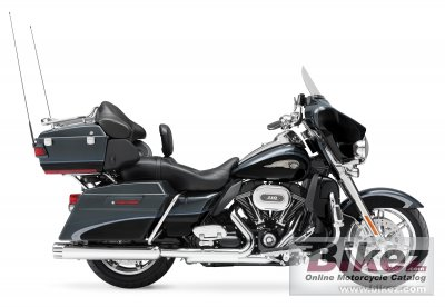 2013 Harley-Davidson CVO Ultra Classic Electra Glide 110th Anniversary photo