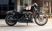 2013 Harley-Davidson Sportster Iron 883 Dark Custom photo