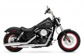 2013 Harley-Davidson Dyna Street Bob Dark Custom photo