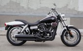 2013 Harley-Davidson Dyna Fat Bob Dark Custom