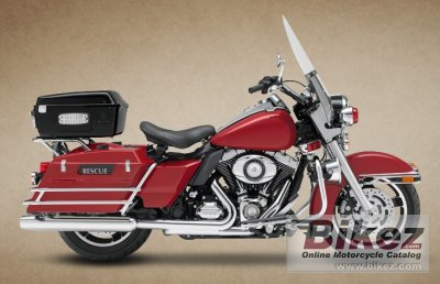 2013 Harley-Davidson Road King Fire - Rescue photo