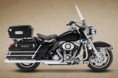 2013 Harley-Davidson Road King Police photo