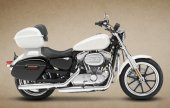 2013 Harley-Davidson XL 883L Police photo