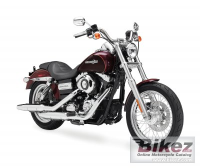 2014 Harley-Davidson Dyna Super Glide Custom photo