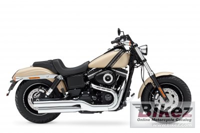 2014 Harley-Davidson Dyna Fat Bob photo