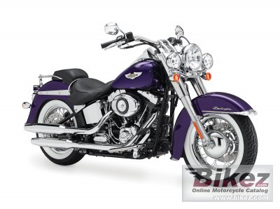 2014 Harley-Davidson Softail Deluxe photo