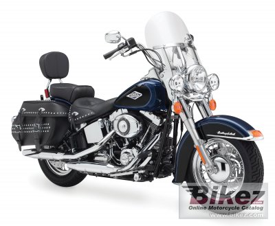 2014 Harley-Davidson Heritage Softail Classic photo