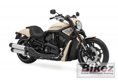 2014 Harley-Davidson V-Rod Night Rod Special photo